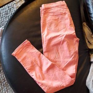 J Brand Pink Denim